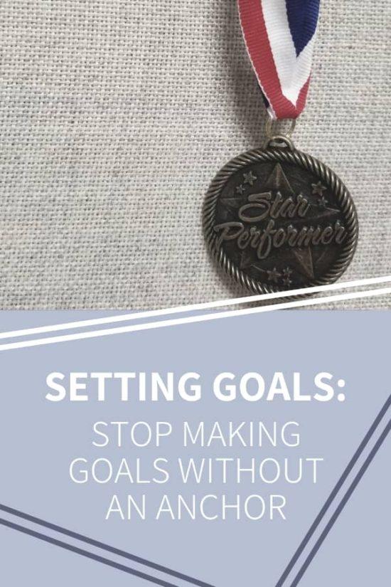 Short term goals Long term goals Making consistent progress