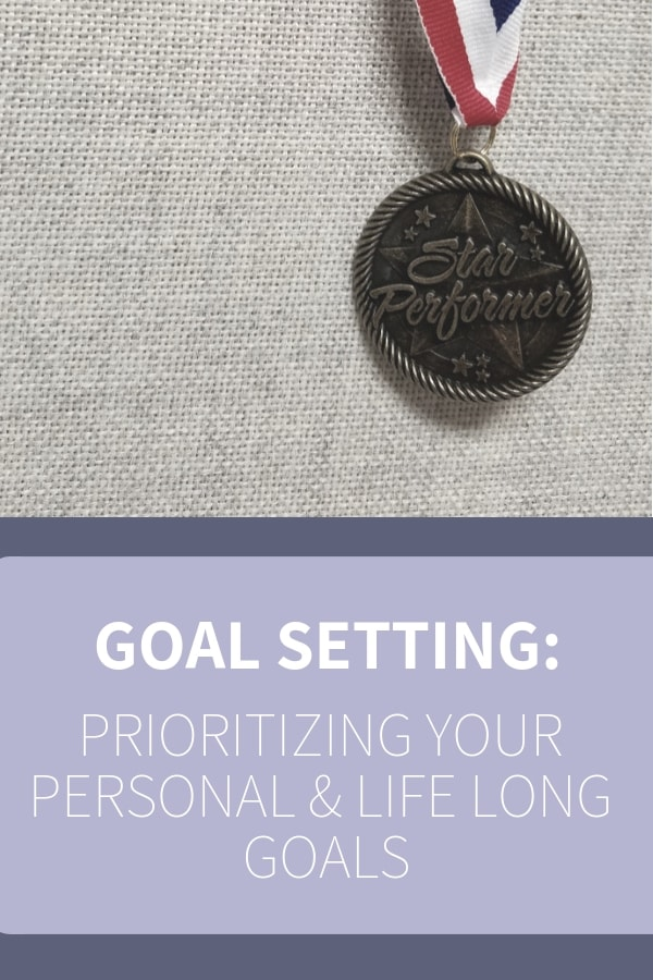 Increasing Contentment by Setting Goals