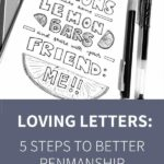 Improve Your Handwriting in 5 Steps