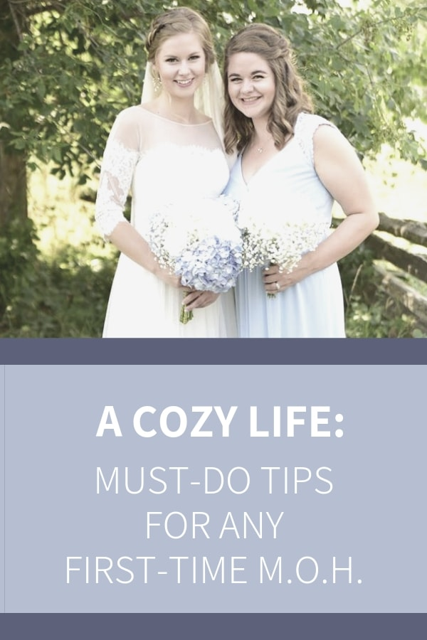 Being a Maid of Honor: First Time Tips & Tricks