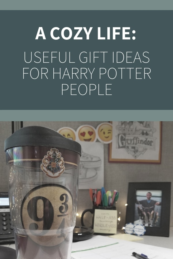 Christmas Or Birthday Gift Ideas For Harry Potter Nerds