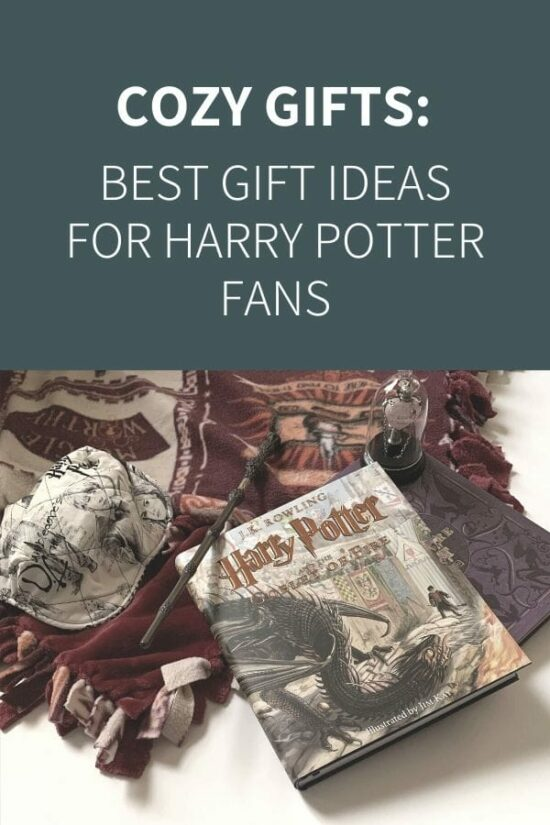 Harry potter christmas gift ideas