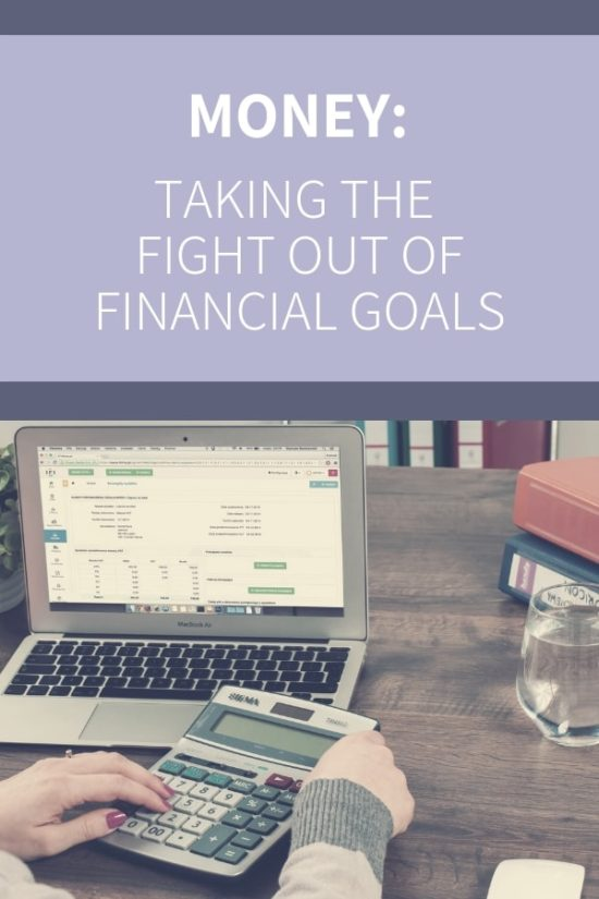Goal Setting Finances as a Married Couple