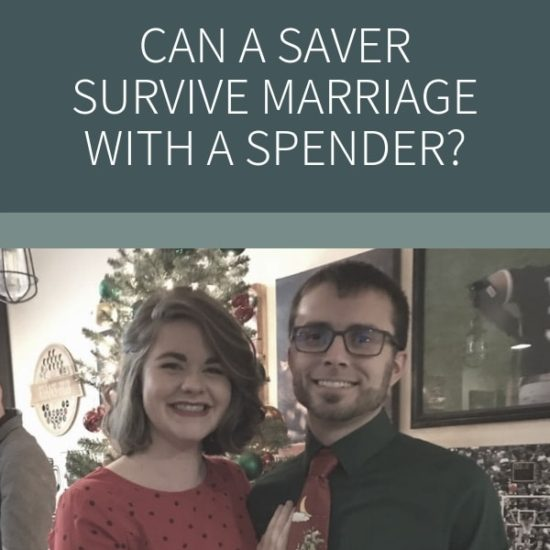I'm a saver who married a spender