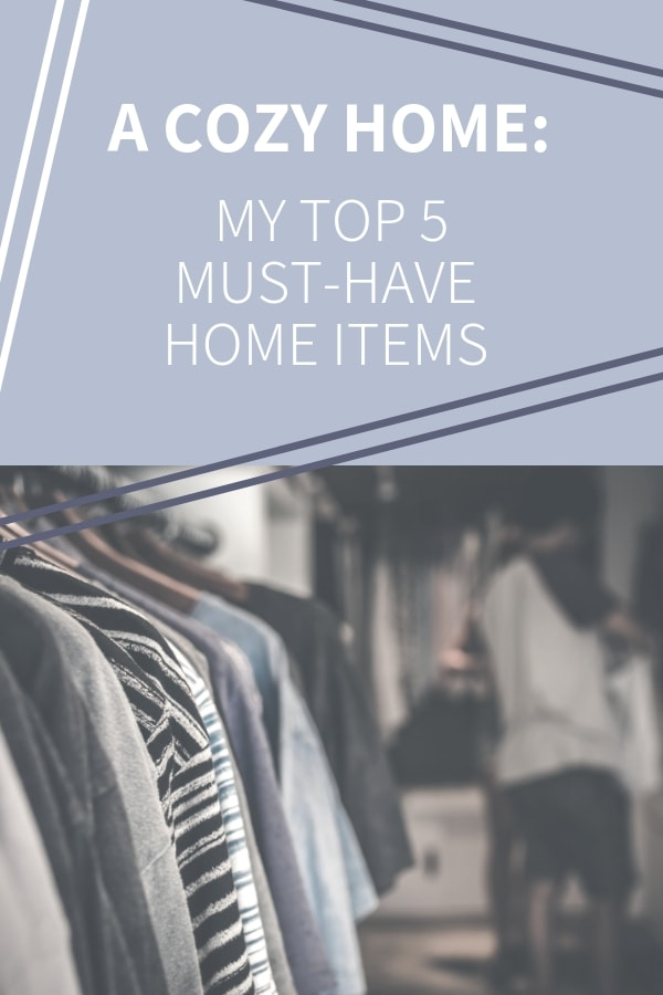 Must Have Home Items to Declutter and De-stress