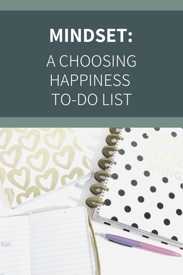 Intentional Happiness To-Do List Ideas for Winter