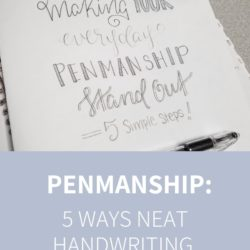 5 Ways Having Neat Handwriting Can Benefit Your Life