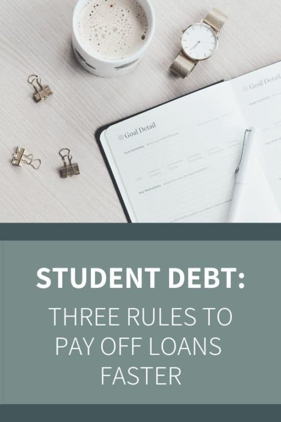 making student debt payments go faster