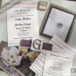 DIY Watercolor Wedding Invites for your Spring or Summer Wedding