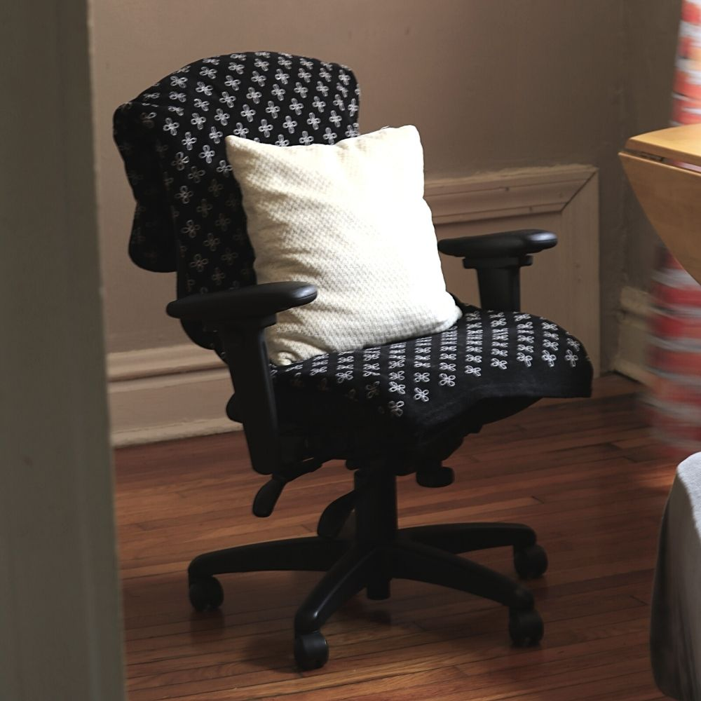 Supportive office chair for working from home